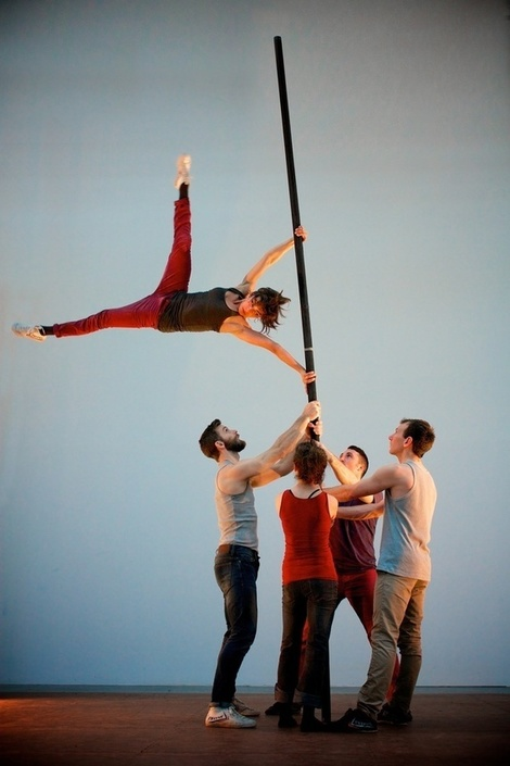Ockham's Razor performing Tipping Point, photographer Nik Mackey