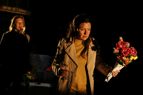 Photo Credit: Pamela Raith of Cardboard Citizen's Production 'Cathy'