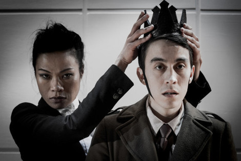 Yellow Earth: Tamburlaine (Adapted by Ng Choon Ping) On Tour Spring 2017