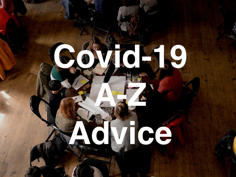 A summary of all the latest Covid-19 industry terms, advice and news - updated by our Legal Manager!